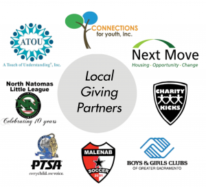 Some of our local partners who do so much!